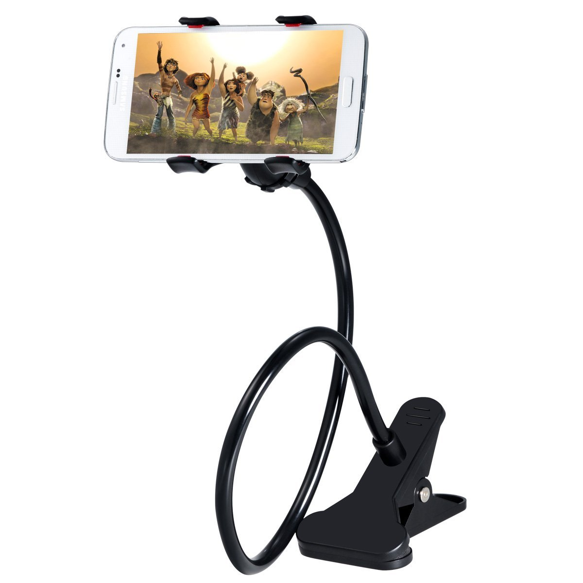 Arm mobile phone holder stand 85cm Long Lazy Bed Desktop Mobile Phone ...