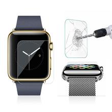 Convenient Useful Premium Anti Shatter Tempered Glass Screen Protector Guard Film for Apple Watch 42mm Support Wholesale