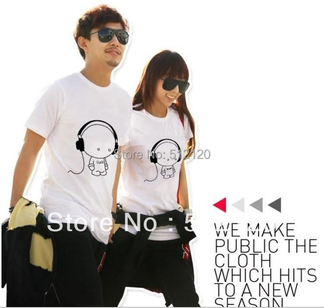 Couple Shirts Korean Fashion New Fashion Korean t Shirt
