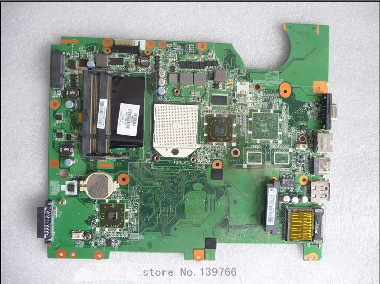 577065-001 board for HP Compaq Presario CQ61 G61 laptop AMD motherboard free shipping(China (Mainland))