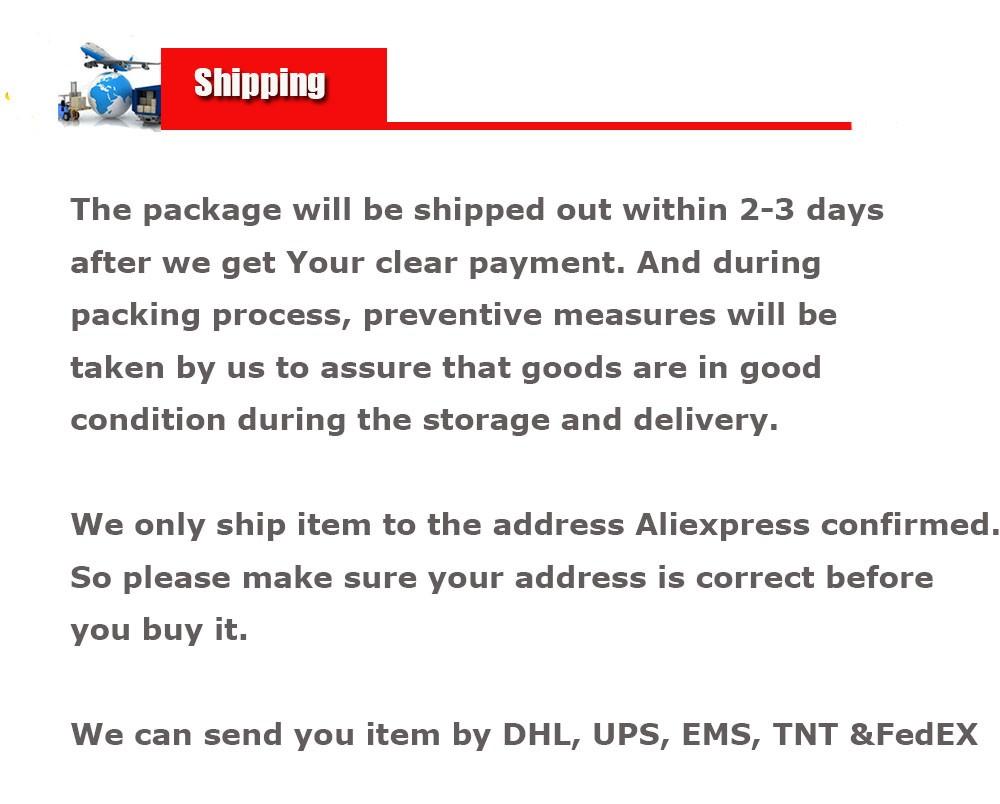 Shipping ali