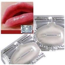 5 шт. горячая распродажа губ маска кристалл коллаген губы ухода за губ Smackers уход за кожей лица -- в29 оптовая продажа и розничная(China (Mainland))