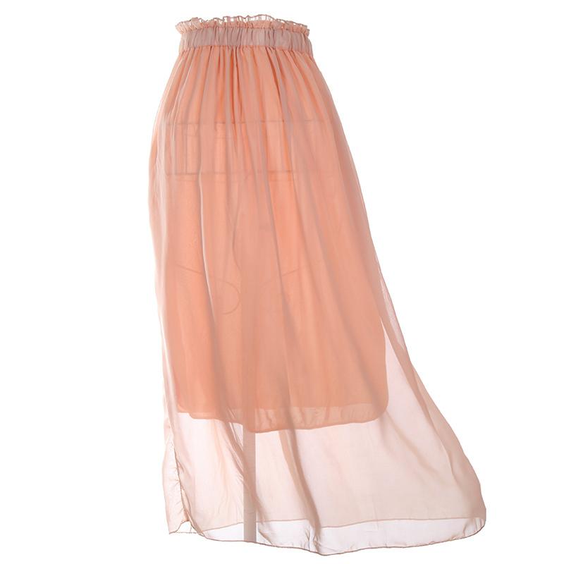Lastest Fashion Style Skirt 2014 New Women Skirts Slim Sexy Spandex Long Skirt