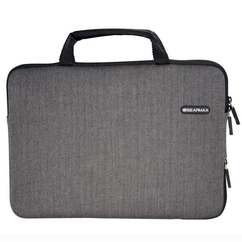 2016 venta superior bolsa portátil para el macbook air pro 13.3 pulgadas de lana sentía bolsa de ordenador portátil a prueba de golpes para dell/lenovo/asus/acer 15.6 pulgadas