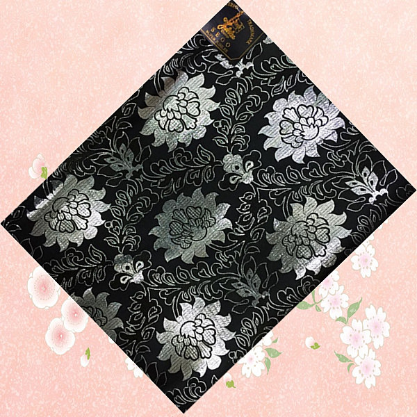 (SHT54-2 black+silver),good quality African sego head tie,hot sale embroidery sego gale,African sego headwear for ladies(China (Mainland))