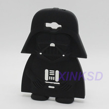 Alcatel One Touch Pop C7 Covers 3D Silicone Case Star Wars Darth Vader POP OT 7041D 7040D OT7040D - devin feng's store