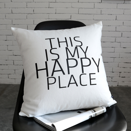 White Decorative Pillows For Bed : H3181-Black-White-Pillow-Cover-Decorative-Pillow-case-Cotton-Cushion-Cover-Printing-PillowsSofa ...