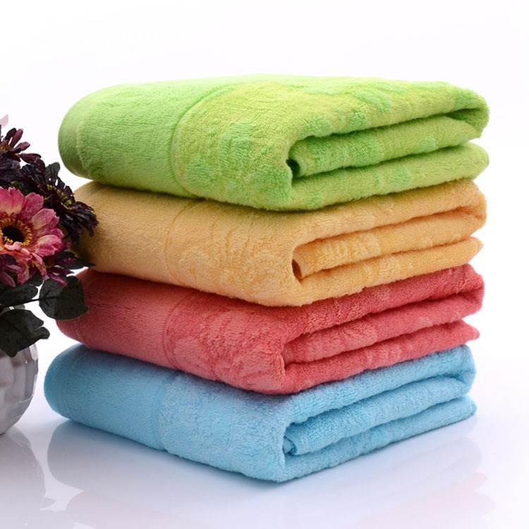 70 * 140 women bath towel man towels bathroom untwisted green bamboo fiber towels comfortable freeshipping(China (Mainland))
