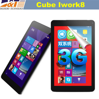 Cube Iwork8 3G U80GT Dual OS Windows 8 + Android 4.4 Dual Boot Tablet PC 2GB 32GB Intel Z3735E Quad Core HDMI Tablets
