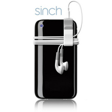 wholesale Earphones good partner cell phone cable winder magnetic mp3 hub(China (Mainland))