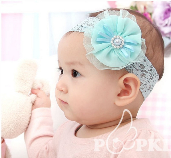 Wholesale / Retail Kids Girl's Headband Headwear,Girls Topknot Hair Accessories Hair Band Hair Jewelry A123(China (Mainland))
