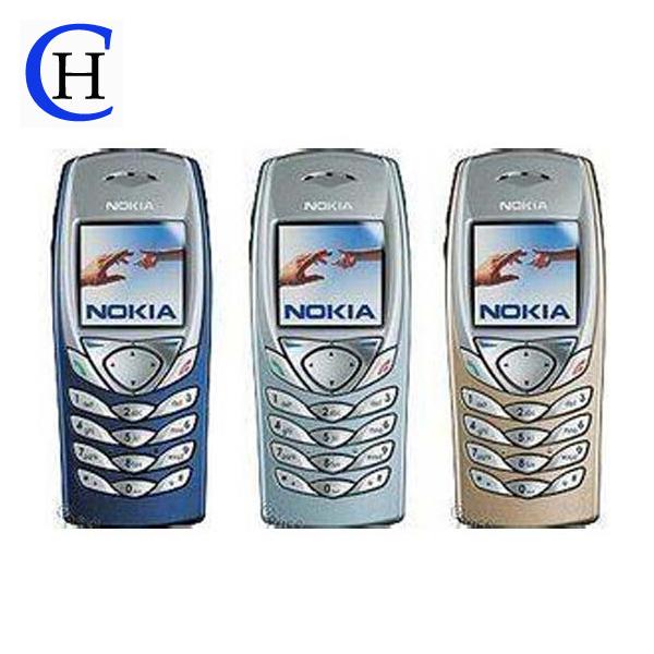 6100 Original unlocked Nokia 6100 GSM mobile phone Russian keyboard Polish Hebrew Menu Good quality refurbished(China (Mainland))