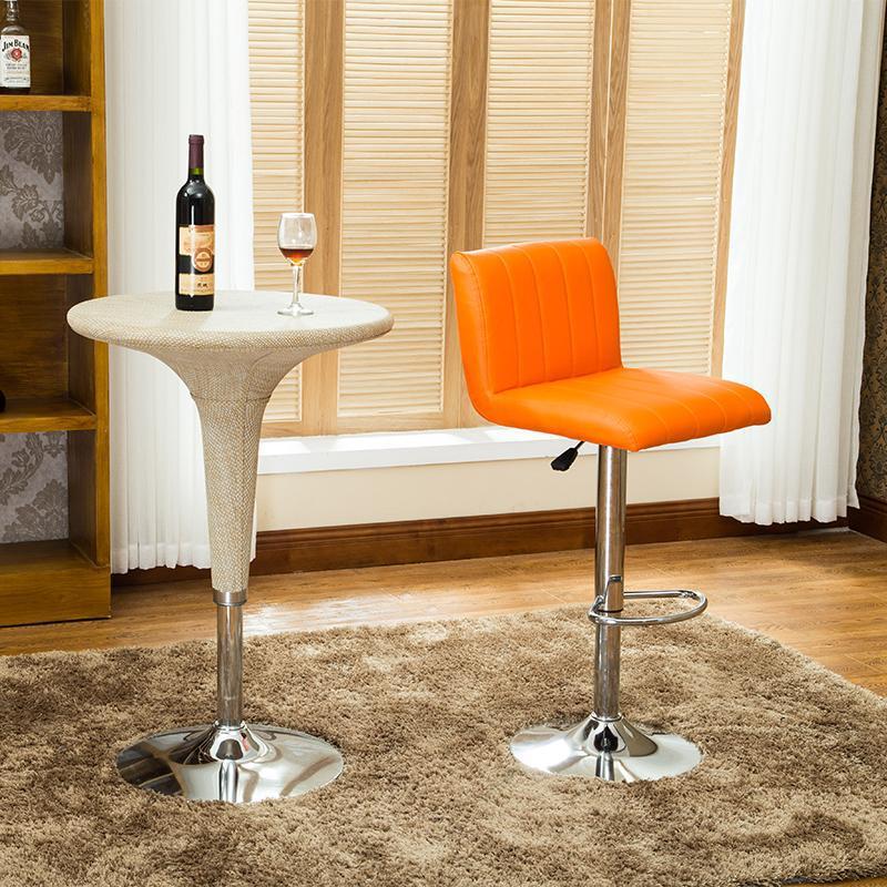 ecdaily swiss round stainless steel bar stool bar stool mini