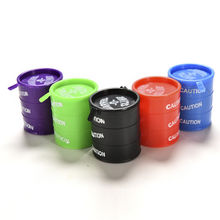 Colorful Barrel O Slime Large Joke Gag Prank Gift Toy Crazy Trick Party Supply Retail(China (Mainland))
