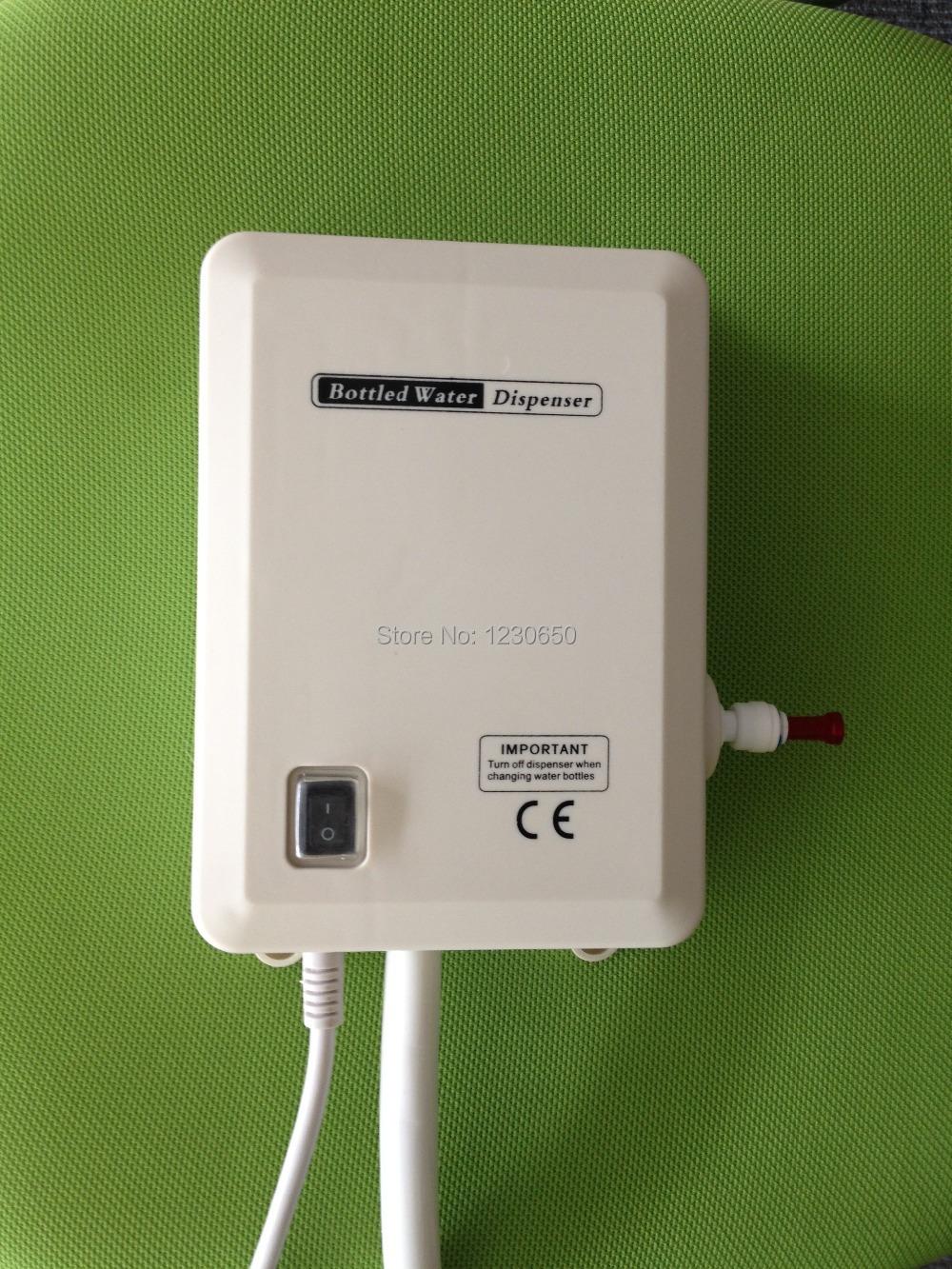 Magic 5 Gallon Bottled water dispenser Flojet Pump for freezer &coffee maker BW1000A(China (Mainland))