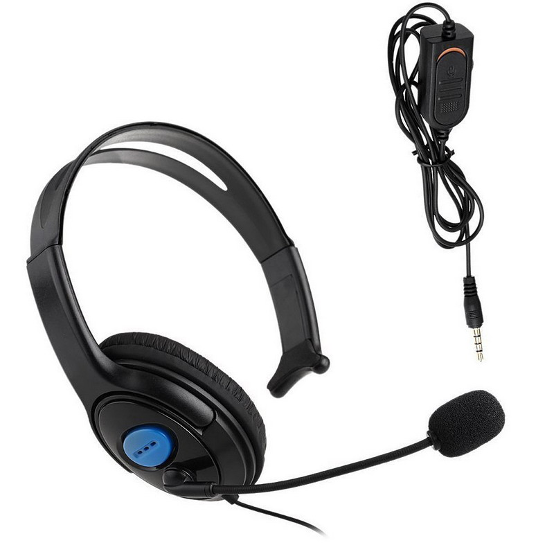 Shure earphones with mic - headphone with microphone for ps4
