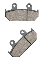 Disc Brake Pads fit HONDA 400 Steed 600 CB125 CB125TT CB 125 CB250 250 CD250 CD NTV600 NTV VT600 VT Shadow - CNBP Store store