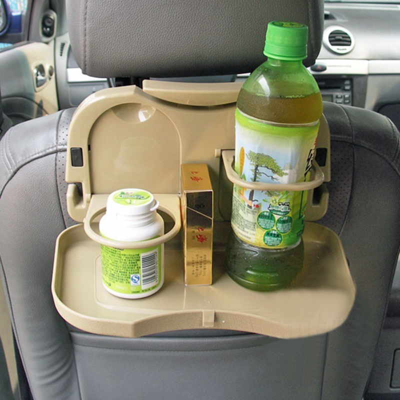 Portable Cup Holder Car Stand Seat Food Tray Table Drink Holder Travel Mount Car Accessories(China (Mainland))