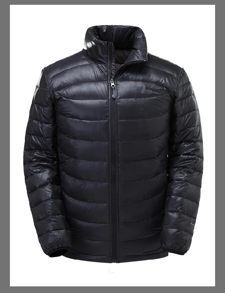 2015 Summit Series Brand Hiking Down Jacket Men 90% White Duck Down Jacket Coat Men Waterproof Windproof Thermal Hiking Camping(China (Mainland))