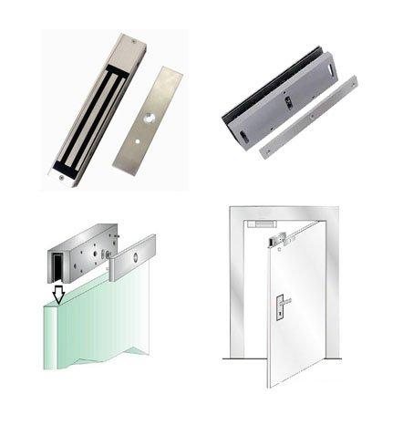 Free shipping by DHL , one 280kg (600lbs), + U shape bracket ,use for wooden door ,fire door ,sn:kit-904s,min:1lot<br><br>Aliexpress