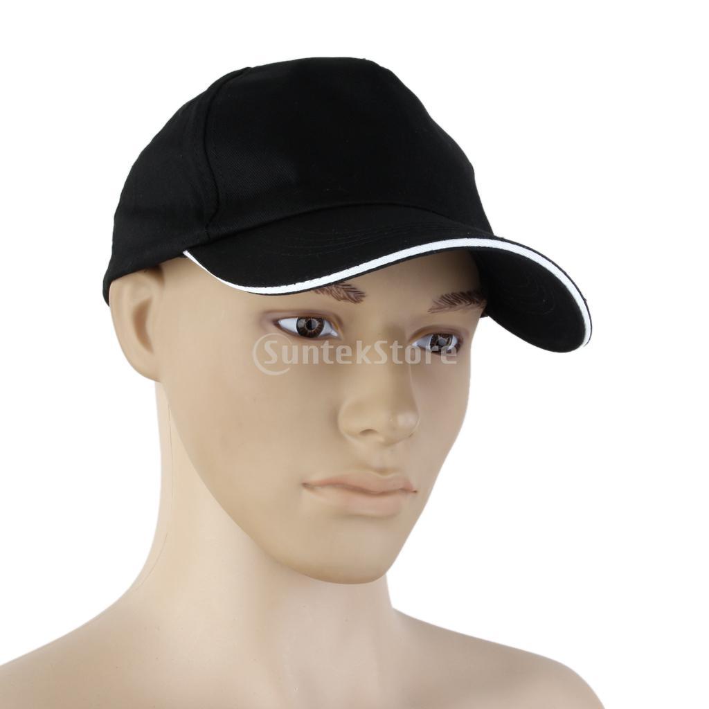 Unisex Classic Adjustable Baseball Golf Sports Cappy Casual Hats Caps