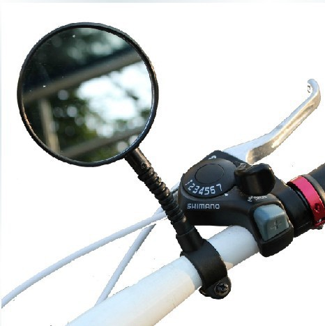 Bike rear view mirror 1 pc/lot - Shopping Goods store