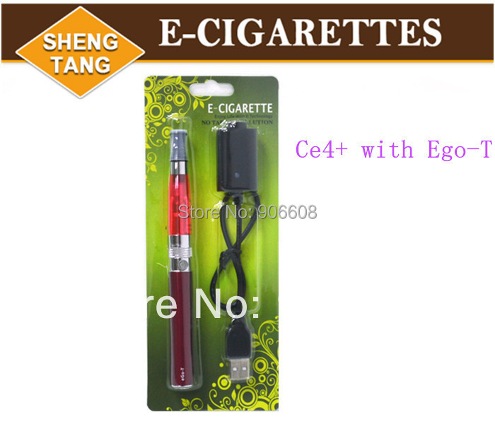 10 pieces/lot  CE4+ E Cigarette kits 650mah 900mah Battery Fashion Plastic Case  Various Colors for Atomizer and Battery Ego-t<br><br>Aliexpress