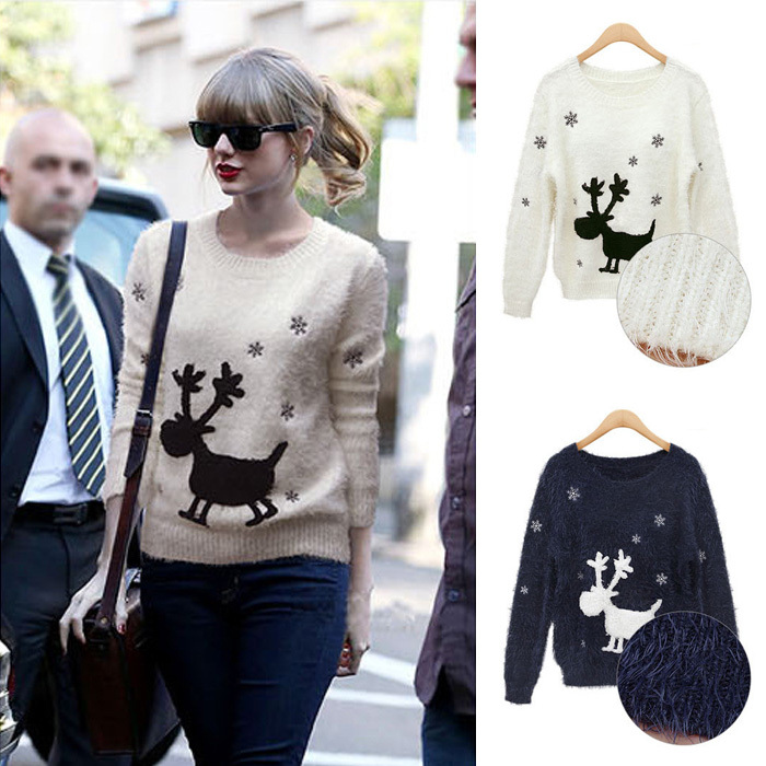 Collection Cute Womens Sweaters Pictures - Reikian