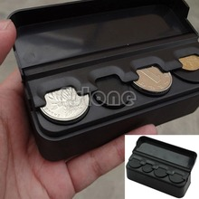 Sell Good Auto Car Coin Pocket Cases Storage Boxes Plastic Holder Organizer(China (Mainland))
