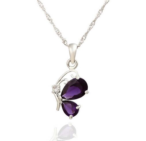 925 silver fashion jewelry pendant necklace 925