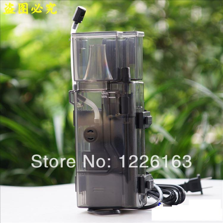 Protein Skimmer Filter Pump With Power Head Fish Tank Aquarium Tank Salt Water FOR 95L TANK(China (Mainland))