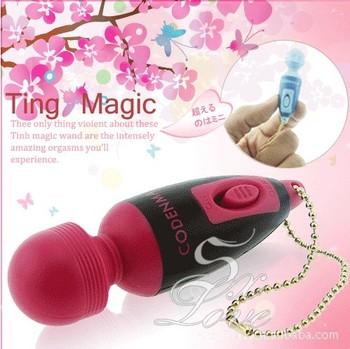 MOQ 1pcs Vibrator Waterproof Sex Toys Mini Vibration 9 Color sexy Products AV Magic Wand Massager Hot Selling Adult Sex Toy