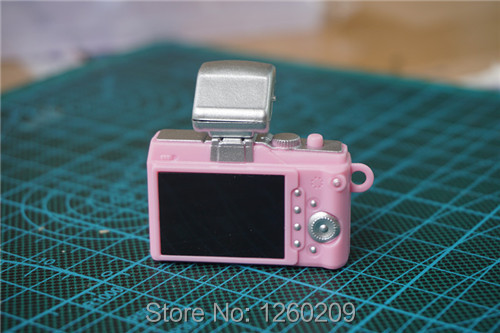 New Arrival 1/6 Doll SLR Camera Doll props For Taking Photos (suitable for blyth, Pullip, 4points BJD)002(China (Mainland))