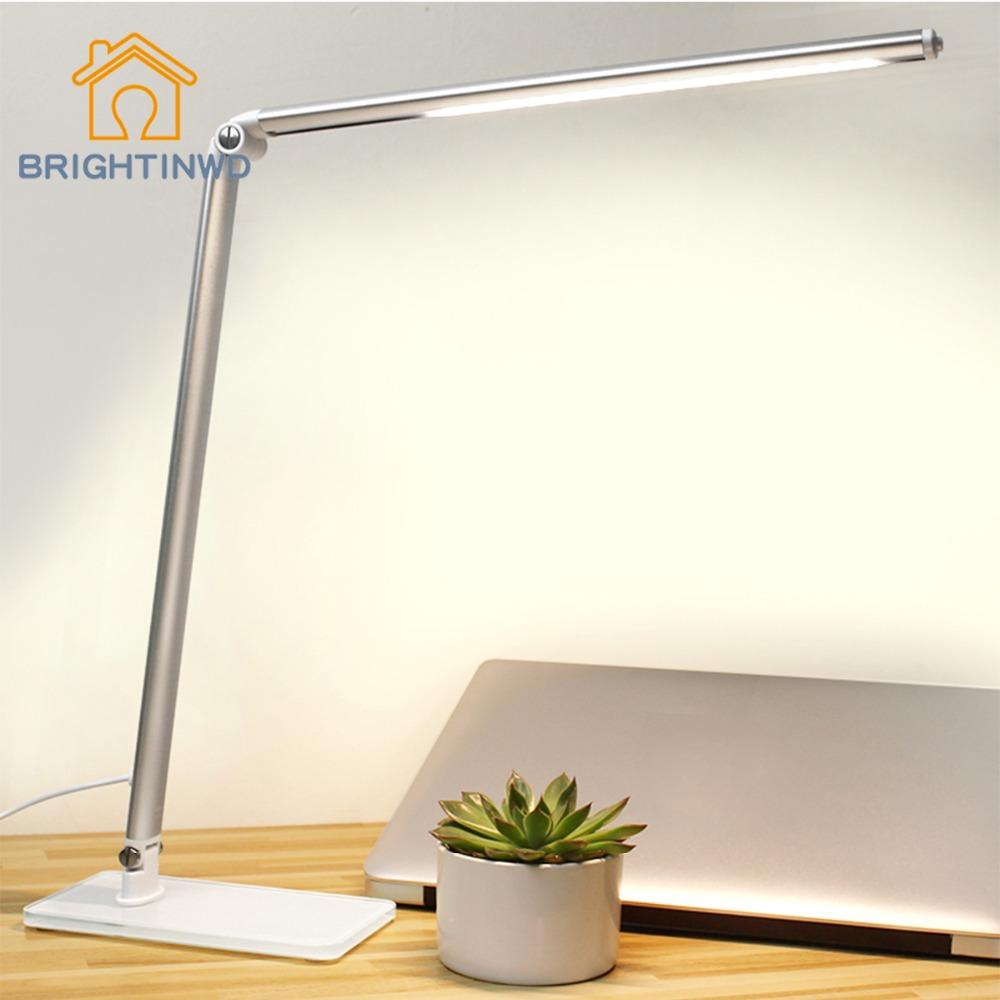 LED desk lamp Eye protection lamp Modern Table Lamps led desk lamp table light for bedroom Reading light Adjustable light Adjust(China (Mainland))