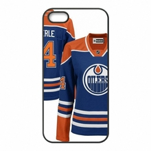 Oilers Jordan Eberle Jersey For Xiaomi Mi2 Mi3 Mi4 Mi4i Mi4C Mi5 Redmi 1S 2 2S 2A 3 Note 2 3 Pro Phone Case Skin Cover(China (Mainland))