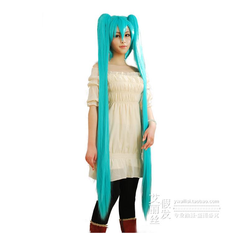 Buy VOCALOID Hatsune Miku Cos Anime Women Wig Cosplay