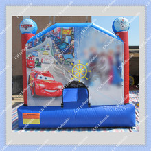 DHL FREE Shipping New Inflatable Cars  Bouncer Commercial Inflatable Cars Bounce house for Sale Free Blower Fast Delivery Safe(China (Mainland))