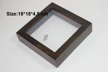 Дизайн рис зернистость новой зеландии сосна тени коробка рама фоторамка картина рама коллекция коробка
