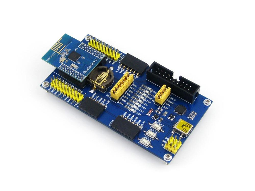 BLE4.0 Bluetooth NRF51822 Module 2.4G Wireless Communication Module Transmitter Receiver Development Evaluation Kit(China (Mainland))