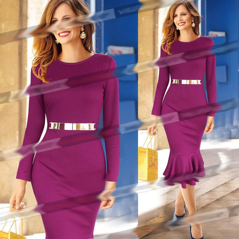 Женское платье Bang Bang Fashion C7DA712