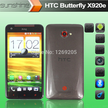 Original HTC Butterfly X920e Mobile phone 5″IPS 2GB RAM 16GB ROM Qualcomm Quad Core Refurbished phone 8MP WCDMA GPS  Andriod4.1