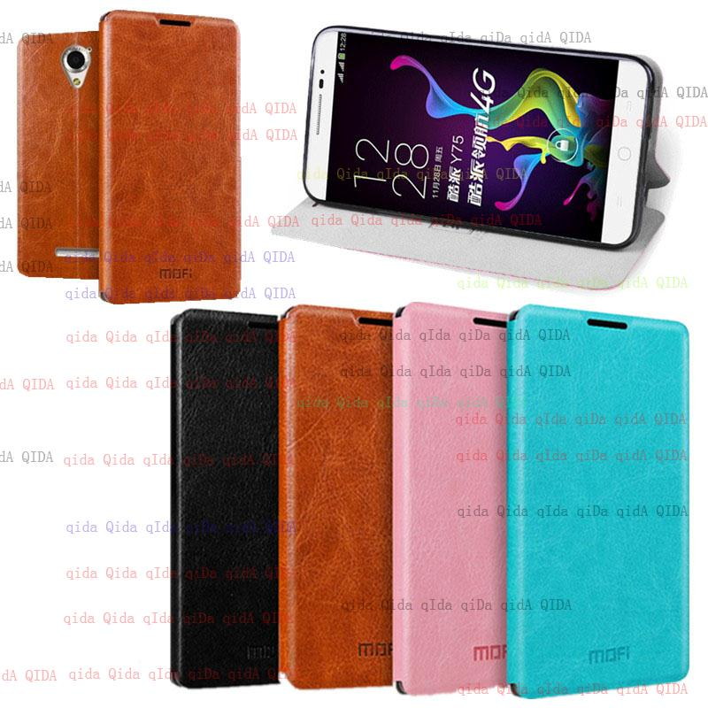 repairment leather case leather cover For coolpad Tiptop /5.5inch/ Y75 Y80D Y76(China (Mainland))