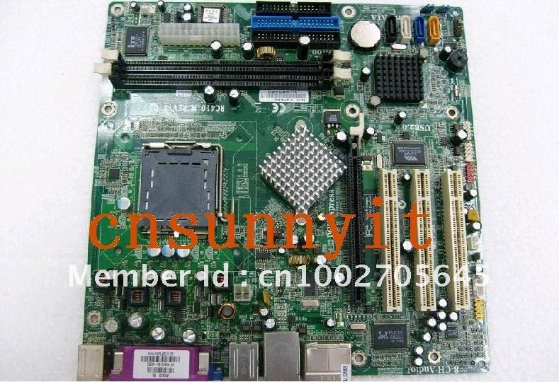 Desktop Motherboard for hp RC410-M support P4 PC PD(China (Mainland))