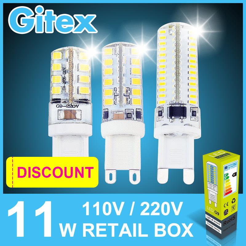 10pcs g9 led bulb 220v 110v 5w 6w 7w 9w 10w 11w led lamp g9 smd2835 led spotlight lamps g9. Black Bedroom Furniture Sets. Home Design Ideas