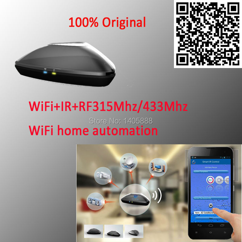 smart home house automation system villa wifi control rf315 433mhz wifi smart home automation. Black Bedroom Furniture Sets. Home Design Ideas