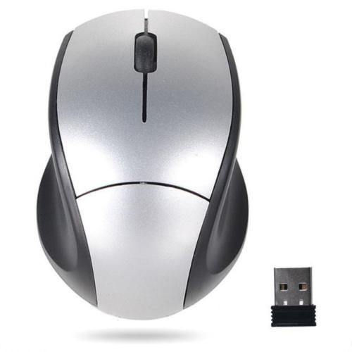 For Computer PC Laptop Wireless Mouse Optical Cordless 2.4GHz Mice + USB Receiver