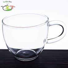 1x Kung fu Coffe Tea Set 12 fl oz 350ml Square Heat Resisting Tea Pot 2