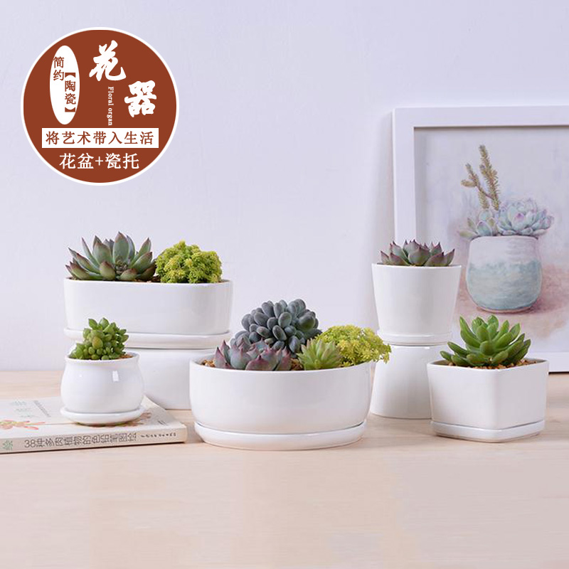 online get cheap indoor ceramic pots. Black Bedroom Furniture Sets. Home Design Ideas