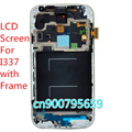 High Quality White LCD Display Digitizer Touch Screen Glass Replacement Assembly for S4 IV I337