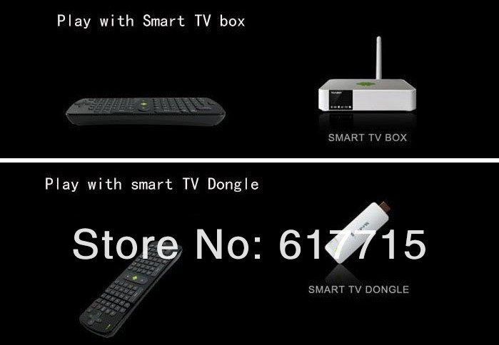 RC11 2.4G Wireless Flying Air Mouse & Keyboard Remote Controller for Android TV Box Smart TV Set Top Box(China (Mainland))